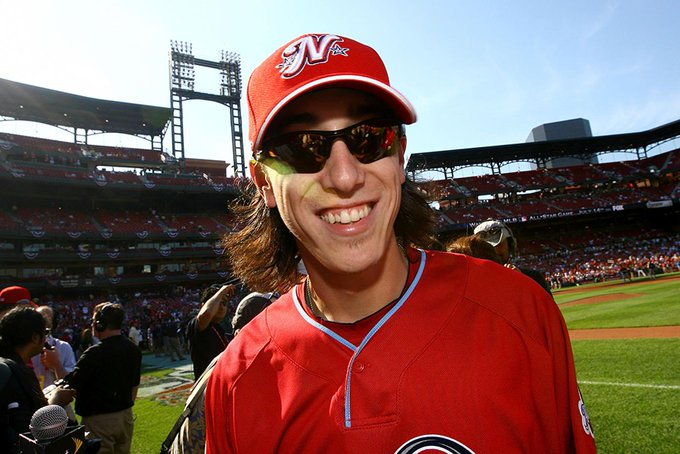 Happy birthday to Tim Lincecum -- free agent of MLB, ace of my girlish heart