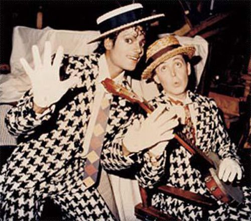 Michael Jackson On Twitter Gianni Versace Designed Michaels Gold Outfit The HIStory Tour And Outfits Paul McCartney Wore In Say