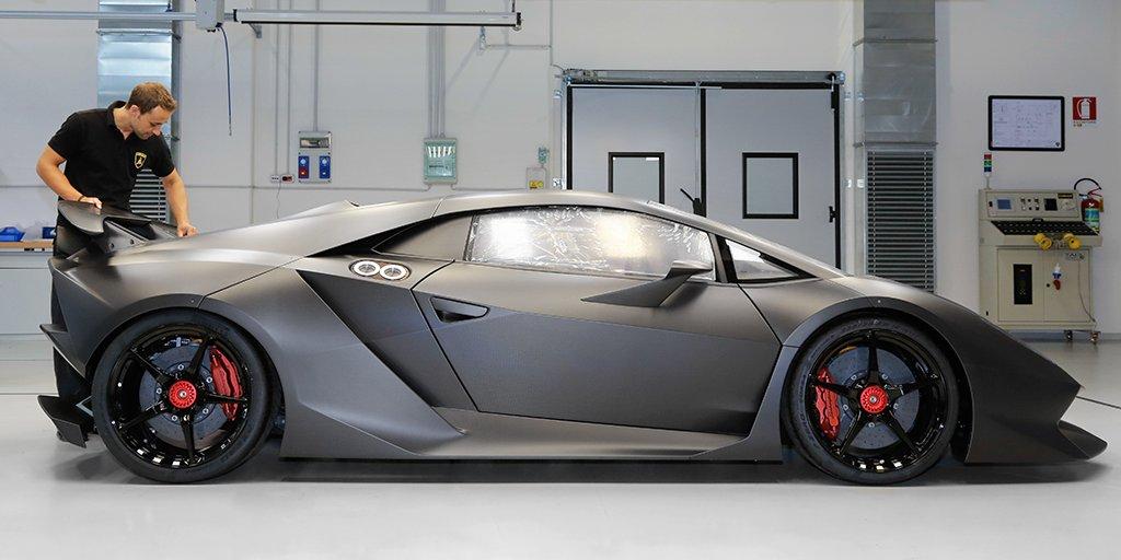 Lamborghini On Twitter Back To 2010 With Lamborghini Sesto