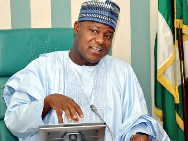National Assembly has powers to introduce new projects, add, remove or reduce items in Appropriations Bills, Speaker of House of Reps Dogara said.