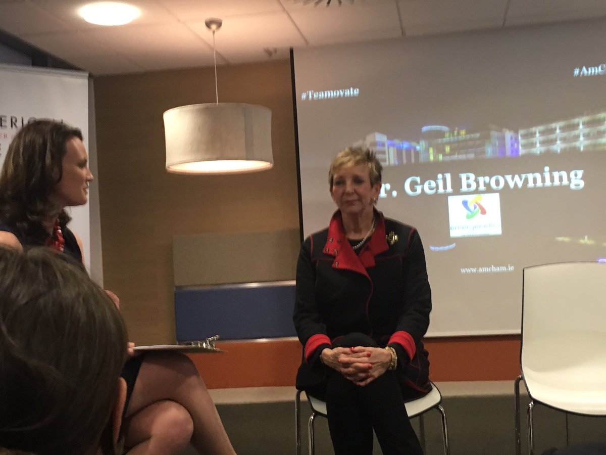 Microsoft was one of Emergenetics clients.Thrilled to listen to our Founder Dr Geil Browning in Microsoft Dublin.#Teamovate <br>http://pic.twitter.com/HWJtvYZmhU