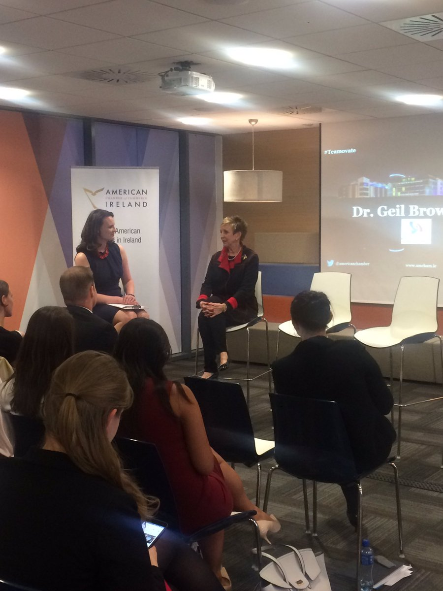 Full house for #Teamovate @Microsoftirl with @EmergeneticsEU #Amchamleaders<br>http://pic.twitter.com/rLa9sbB9kh