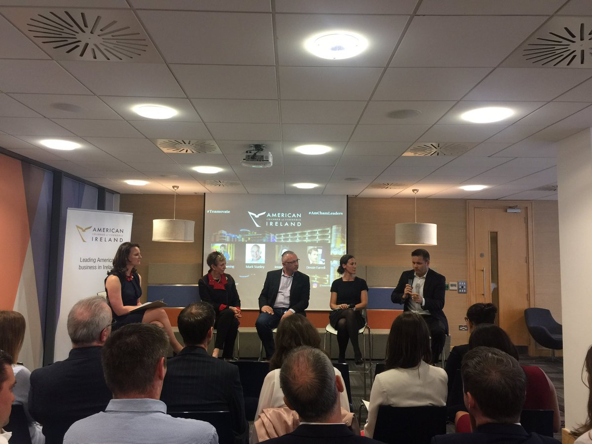 Great conversation happening right now @Microsoftirl on how to build high performance teams. #AmChamLeaders #Teamovate <br>http://pic.twitter.com/jhzMB8xmeY