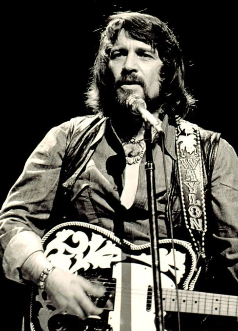 Happy birthday to the original outlaw, Waylon Jennings, who would have been 80 years old today.