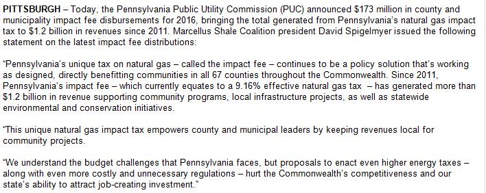 Marcellus Shale On Twitter MSC Statement On Natural Gas