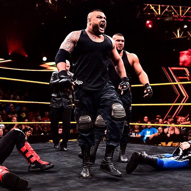 Akam_WWE photo