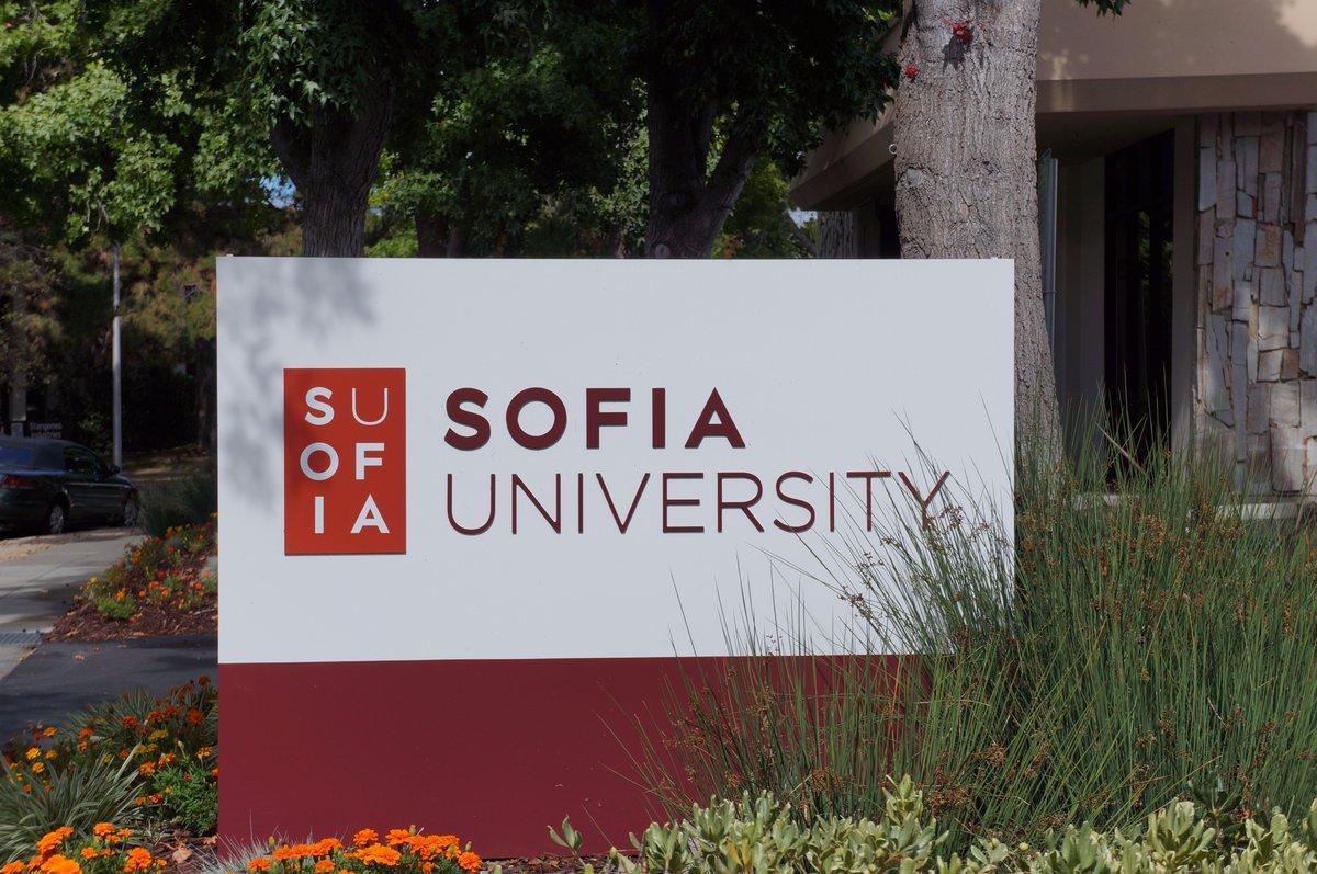 Sofia University USA on Twitter: