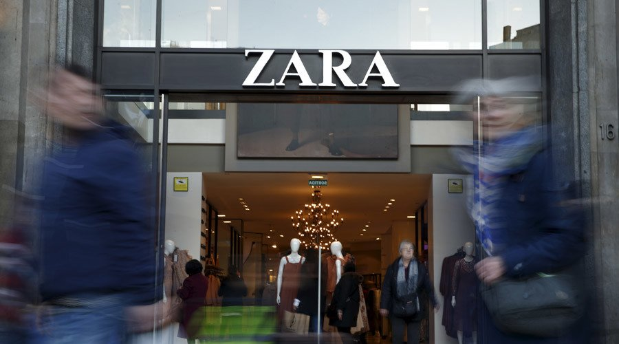 Tax evasion?: #ZARA founder's $361mn donation to fight cancer stirs controversy  https:// on.rt.com/8etz  &nbsp;  <br>http://pic.twitter.com/Zwg0o30wiN