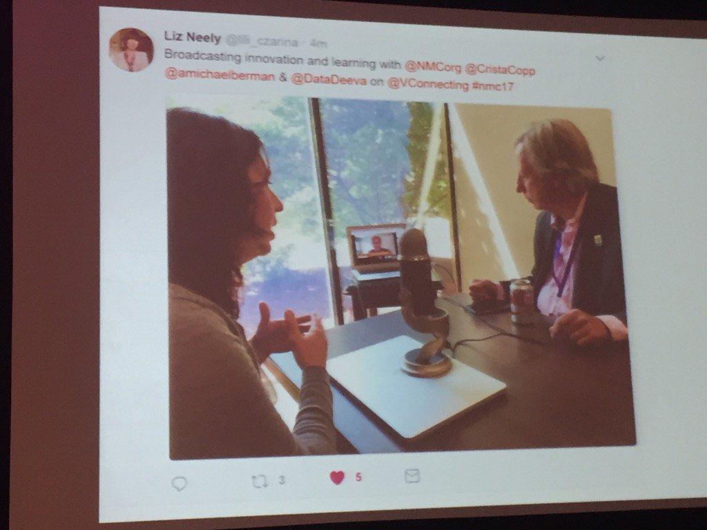 Thumbnail for NMC17: Audrey Watters Closing Keynote Presentation (6/15/17)