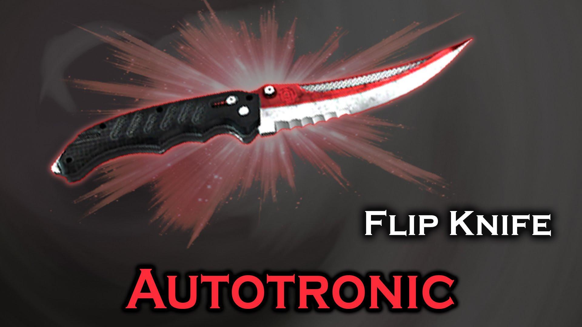 Flip knife autotronic cef connection problem csgo