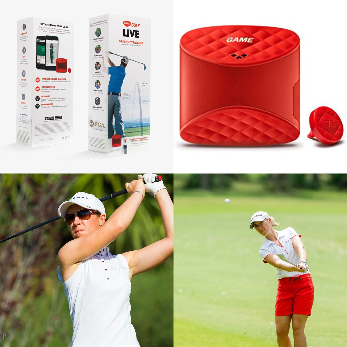US OPEN GIVEAWAY. RT + Follow myself & @GAMEGOLF to win a device.