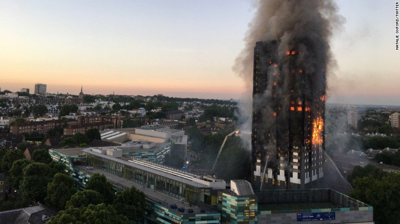 The Muslim holy month of Ramadan may have helped save lives in the deadly blaze at a London apartment building https://t.co/zA78n0f9iN https://t.co/8nsXGfhuq1