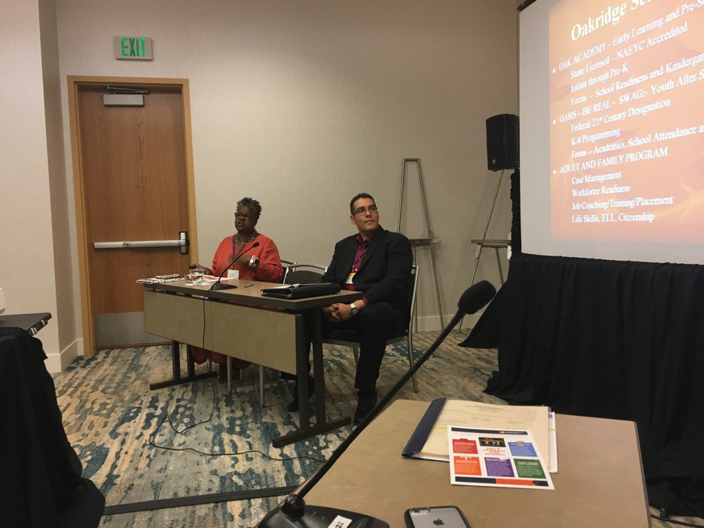 Amazing info shared by Francisco and Teree about summer learning/PHA intersection. @readingby3rd #GLRweek https://t.co/wIq6ejYKVo