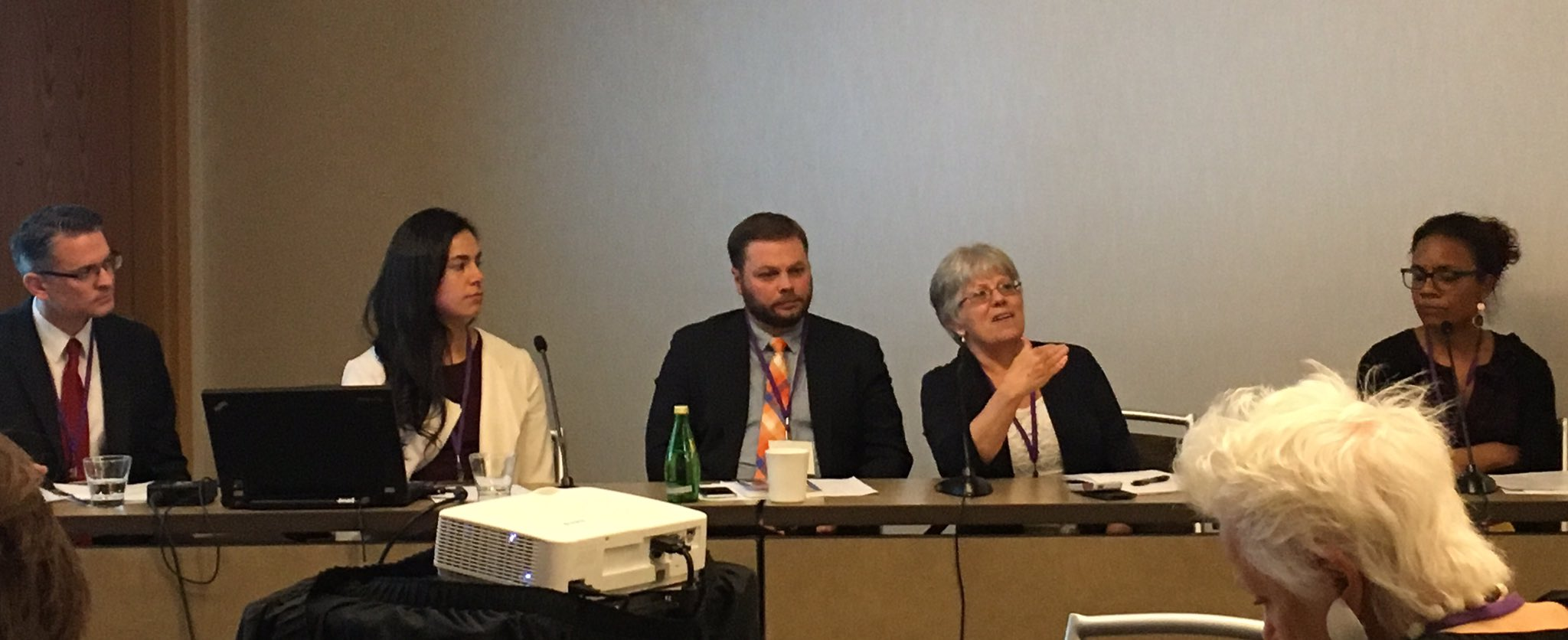 Panelists on School Readiness & Parent Success all agree: parents are most impt first teacher #GLRWeek https://t.co/cgDe5pZn1k