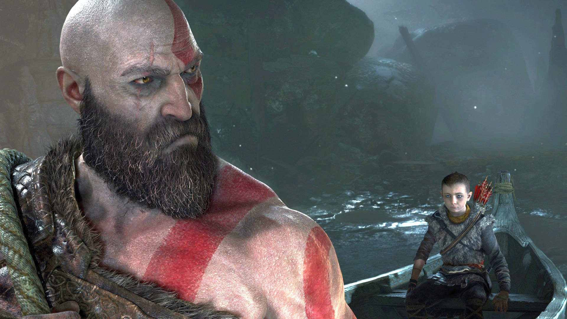 E3 2017: God of War Gameplay Trailer