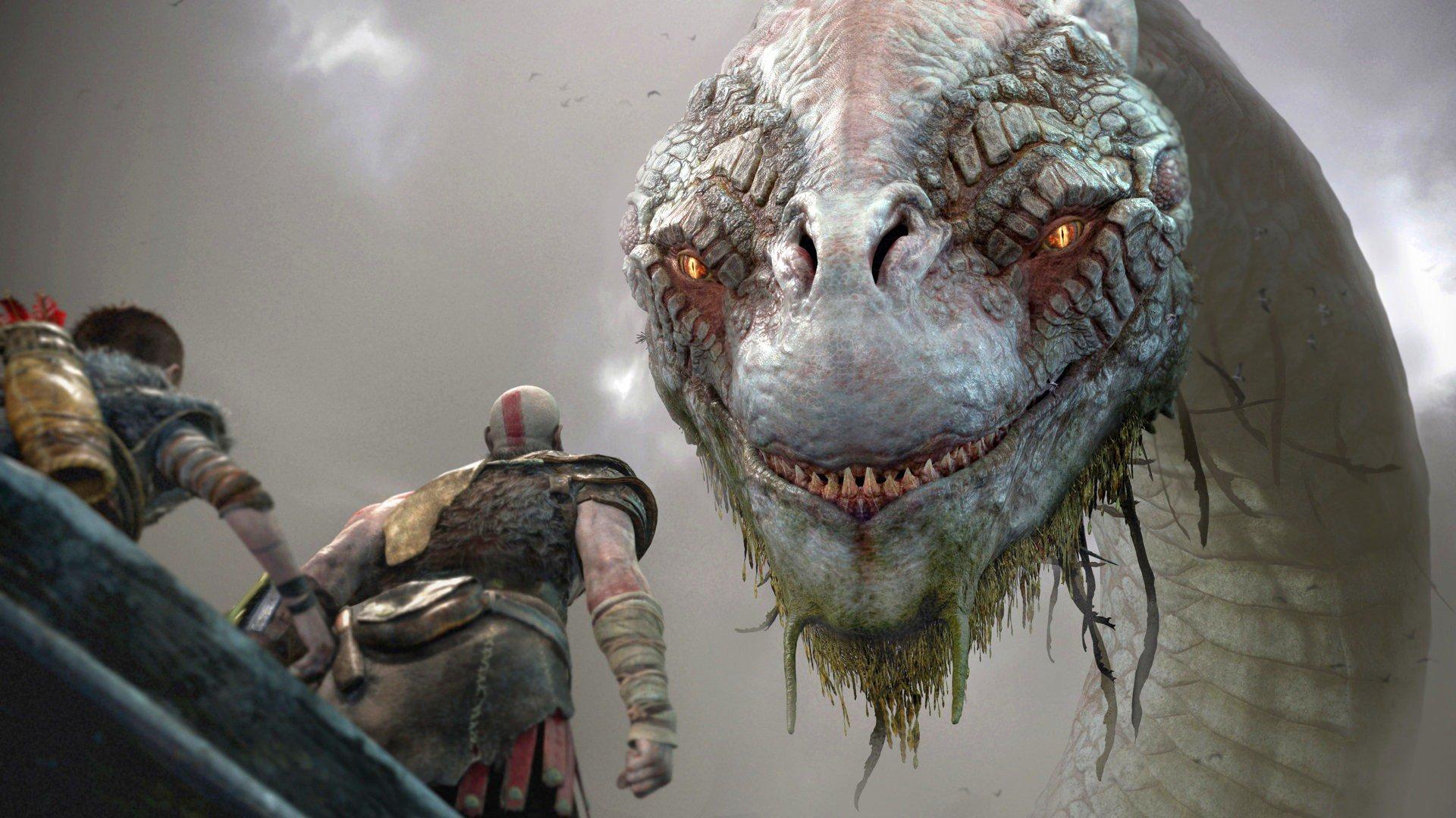 God of War gameplay trailer