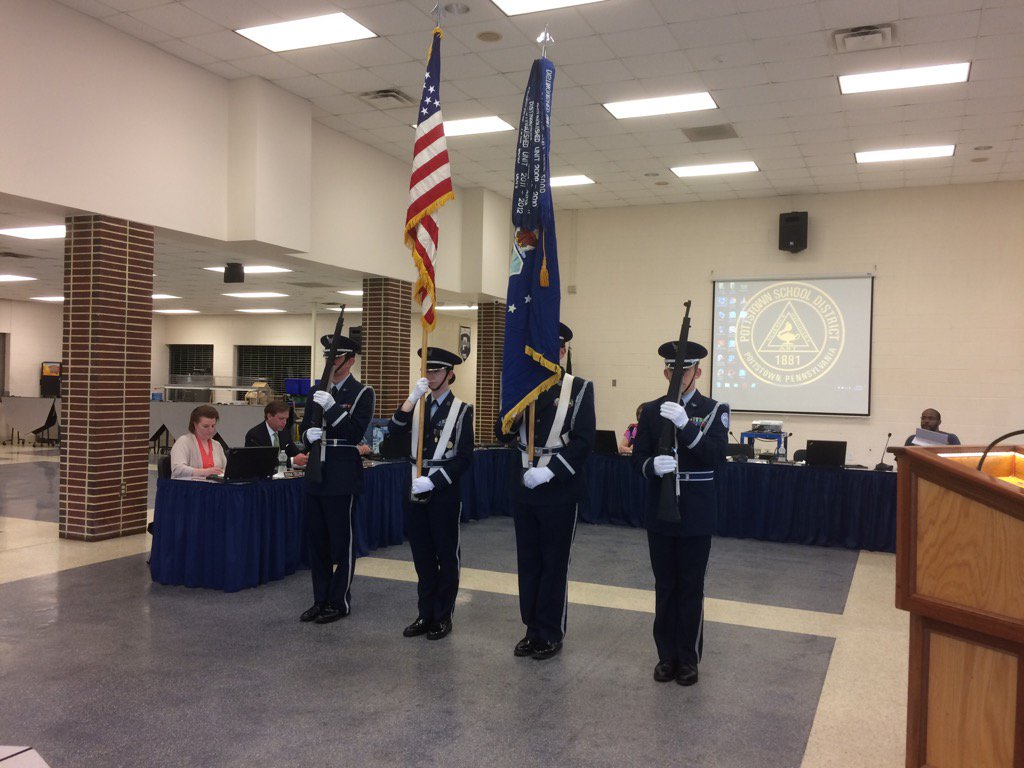 Air Force JROTC wins outstanding unit award 19 years in a row. https://t.co/empI8fV30s