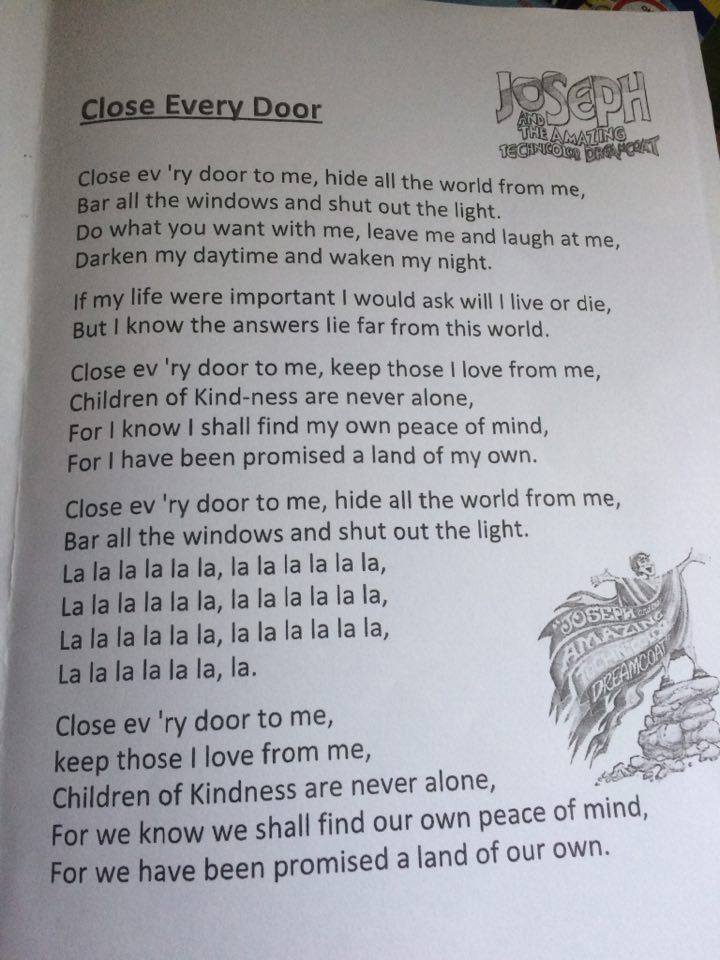 Lyric la la lie lyrics : Kate Dowling on Twitter: