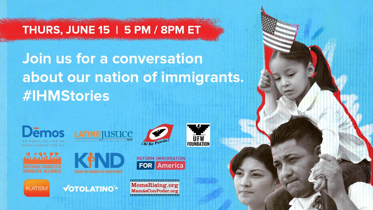 Thumbnail for Immigrant Heritage Month 2017 #IHMStories