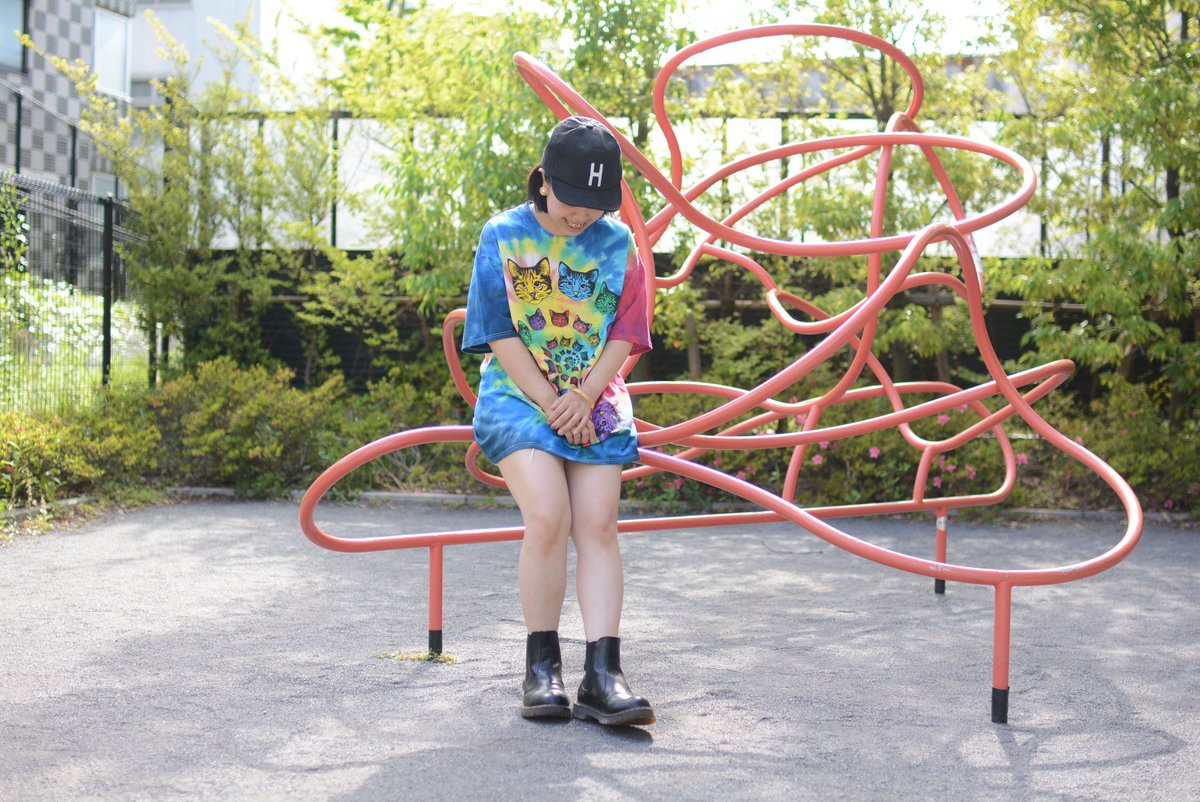 (jeudi★Style)NO.109 SPECIAL THANKS !! MIHO☆★☆   http:// jeudi-japan.com / &nbsp;   #USED #古着 #原宿系 #古着MIX #トレンド #私物 #セレクトショップ #jeudi #ファッション #コーディネート<br>http://pic.twitter.com/t89qHrFYFf