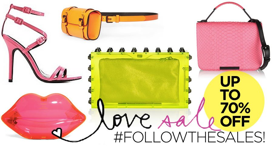 #Neon #accessories are an easy way to add color to a neutral #outfit. #FollowTheSales at  http:// ow.ly/BvMi30cCf0Y  &nbsp;   #fashion<br>http://pic.twitter.com/qjuodIjG7V