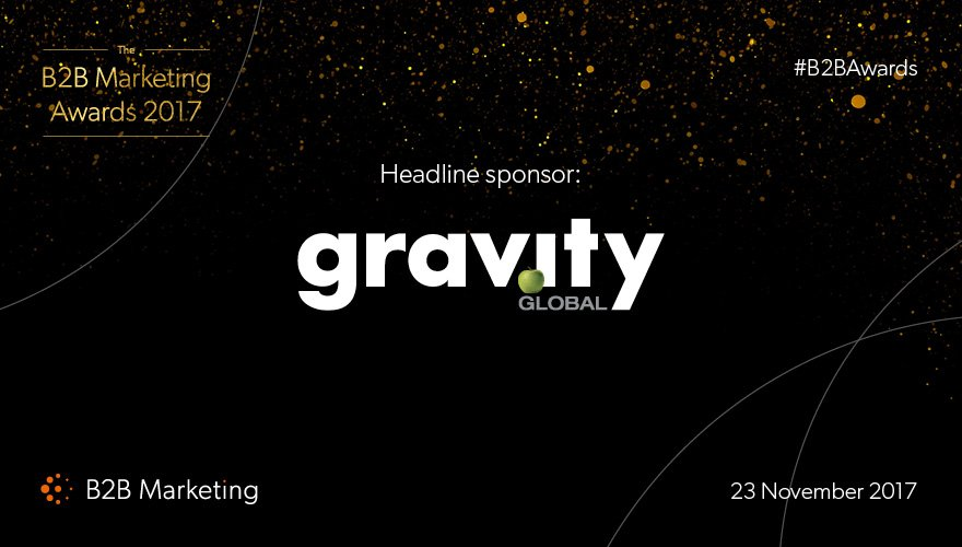 Proud to have @GravityLondon as our headline sponsor of the #B2BAwards https://t.co/VuaUfQUyHy https://t.co/4VncjCMALs