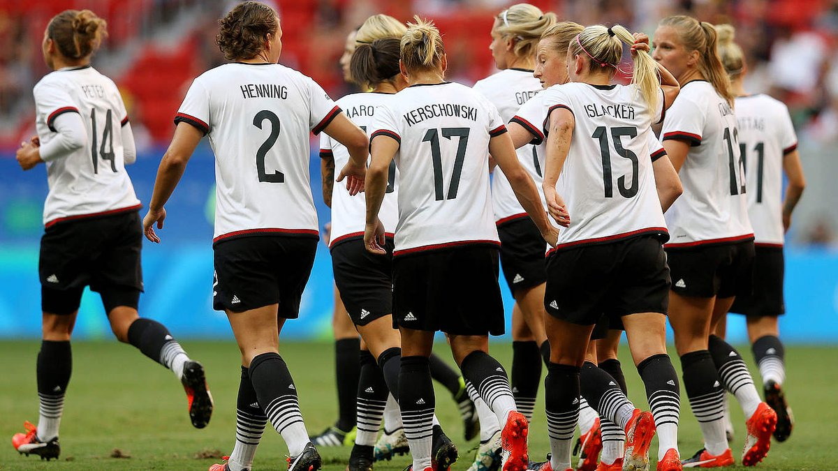 Germany 🇩🇪 are now ranked second in the FIFA Women's World Rankings....