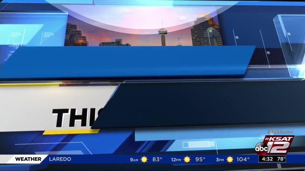 Motorcyclist hospitalized after crash on hwy 281 #ksatnews