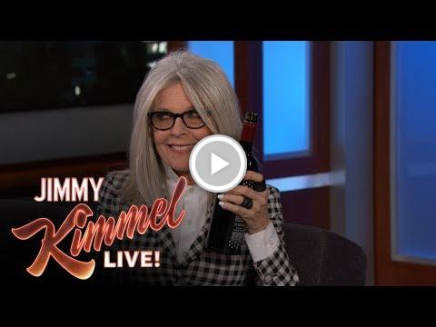 Jimmy Kimmel's FULL INTERVIEW with Diane Keaton https://t.co/KQZwcOd6V...
