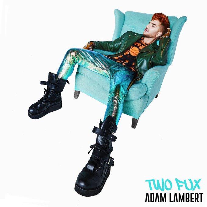 Nächsten Freitag veröffentlicht @adamlambert nach 1 Jahr den neuen Song 'Two Fux' und hier könnt ihr reinhören: https://t.co/nabID4pUG0