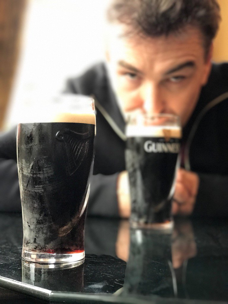 Attention, Ireland: The Drake brothers have landed. @GuinnessIreland h...