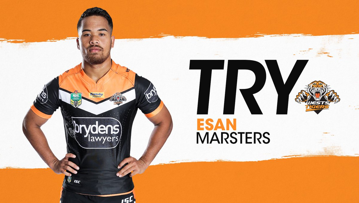 8'— TRY TIME! ESANNNNNNNNNNN!  Magic pass from @DNofoaluma to set it u...