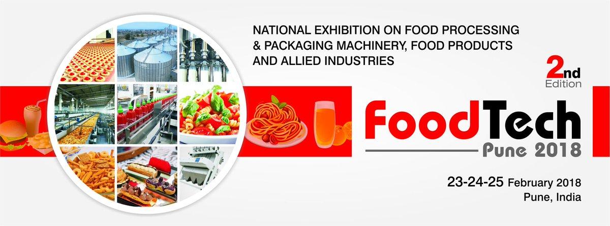 Food Tech Expo  Delhi