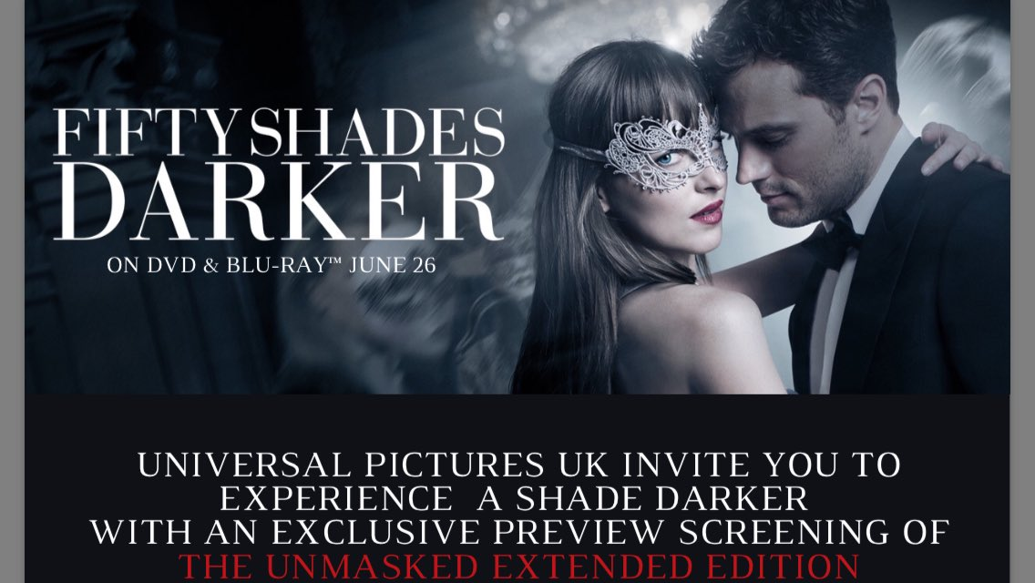 Can't wait to see my #GreyGirls tonight for this screening!  🖤 FIFTY F...