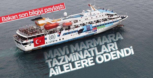 Mavi Marmara tazminatları ödendi >> https://t.co/sZJhVd66cB http...