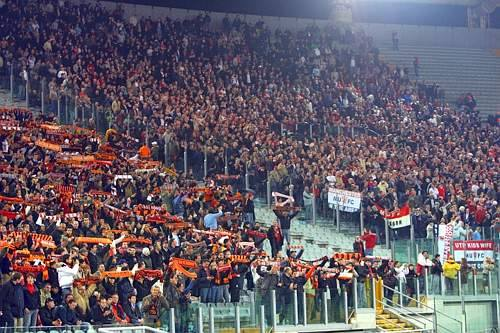 #ManchesterUnited #mufc in Rome<br>http://pic.twitter.com/FVWSk6Rk5A