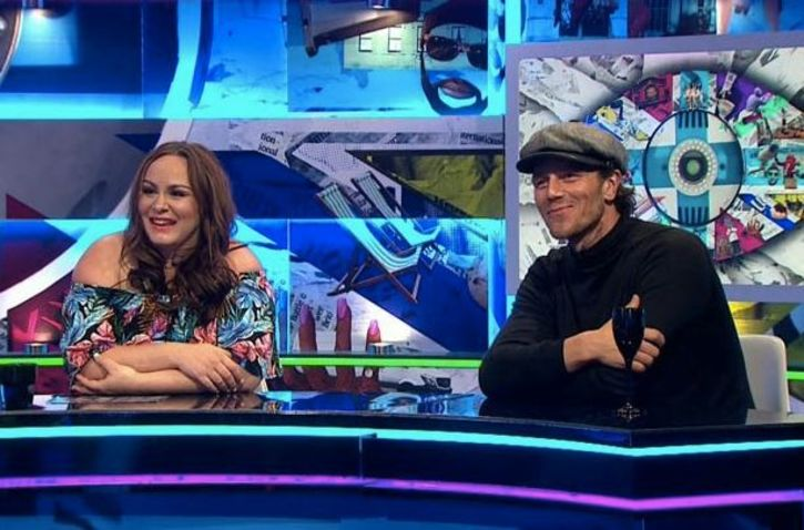 OMFG: Big Brother lovers Chanelle and Ziggy reunited after 10 years last night https://t.co/9ZY6NPWirj