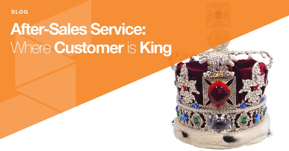 #Manufacturers: your customers want to be treated like royalty. How can you make that happen? Find out here:  http:// bit.ly/2sxHMeZ  &nbsp;   #CX<br>http://pic.twitter.com/PWQ2pV0NPJ