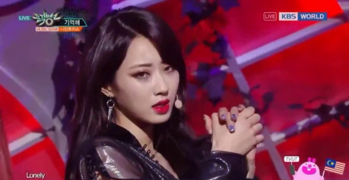 WATCH: #9MUSES Makes 'Remember' Comeback On 'Music Bank' https://t.co/...