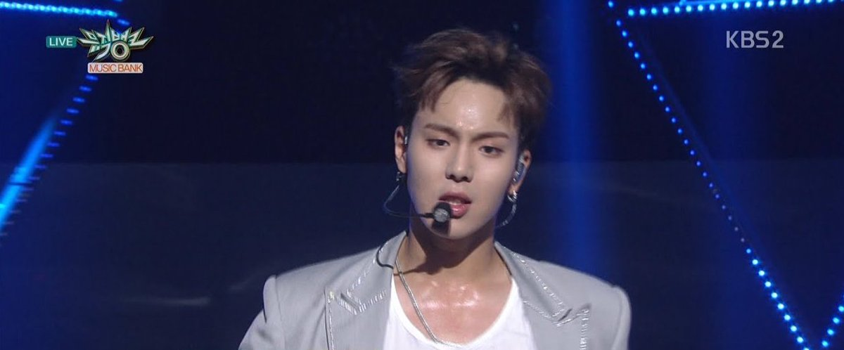 WATCH: #MONSTA_X Makes 'Shine Forever' Comeback On 'Music Bank' https:...