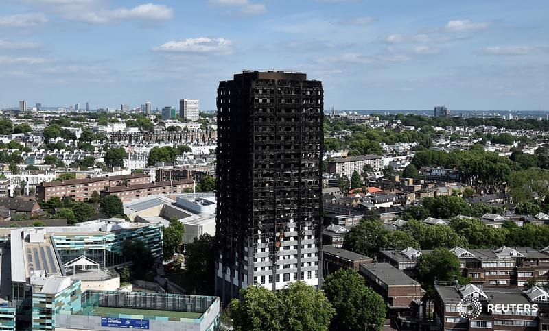 Deadly London tower blaze began in a Hotpoint fridge freezer - police...