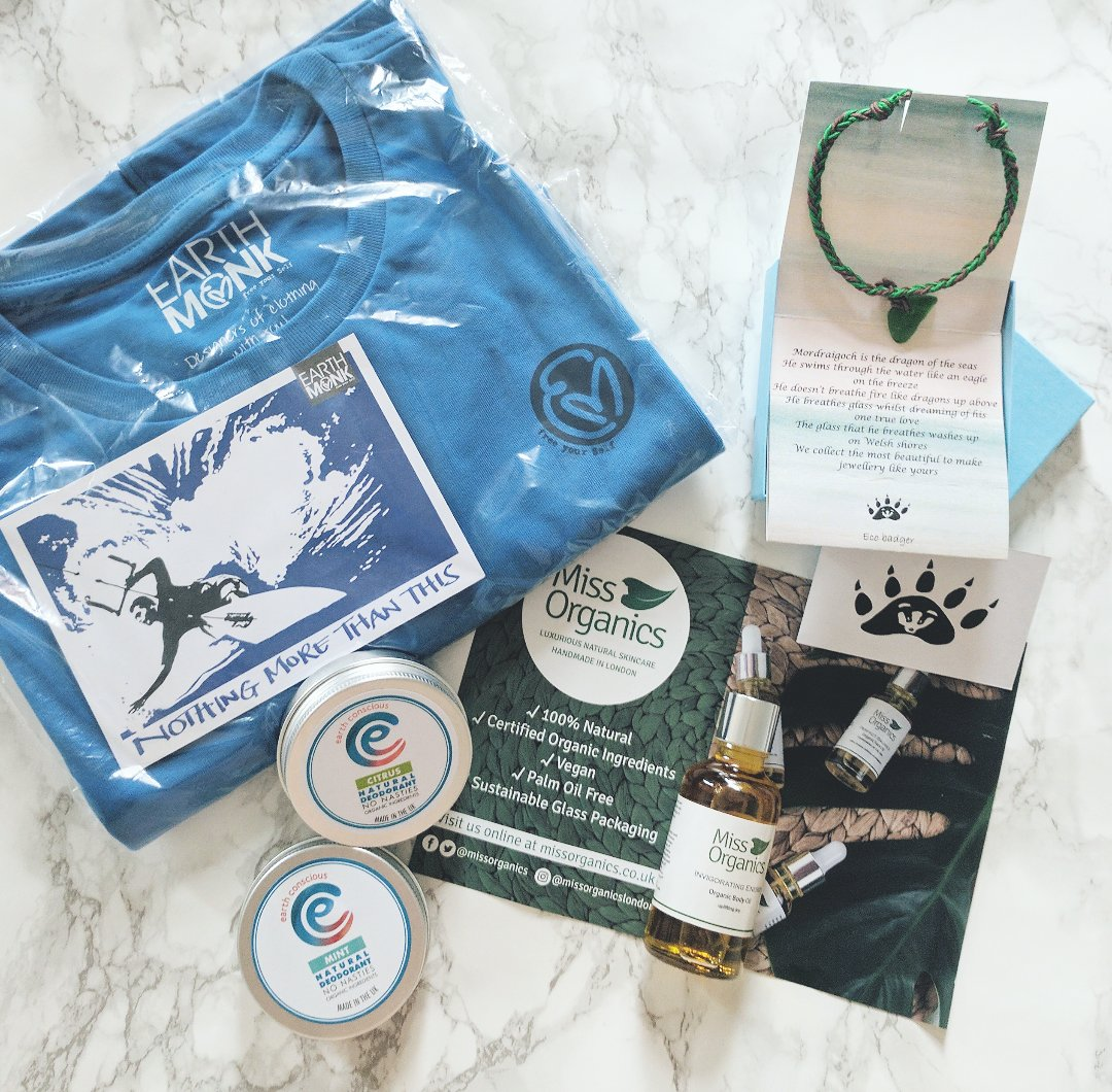 You could WIN an #ethical hamper throughout June! Enter here: https://...