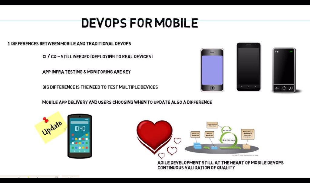 #DevOps for Mobile Developers  https:// youtu.be/7ZstUyAdNSA  &nbsp;     #DevOps #Agile #Mobile #Xamarin #reactnative #Android #IOS <br>http://pic.twitter.com/lBA63RAZ1o