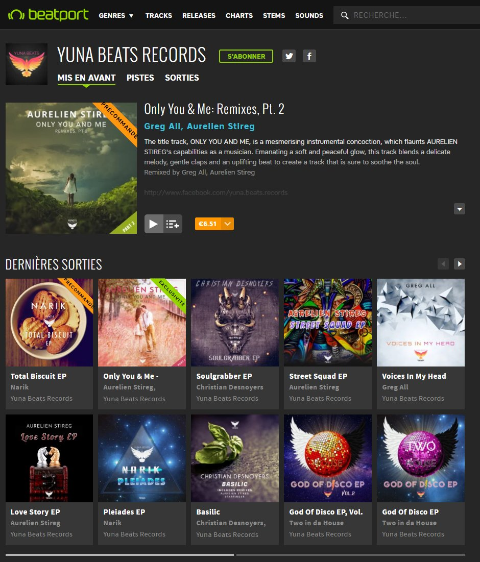 Check out all our releases on @beatport #deephouse #house #indiedance #techno #techhouse #trance #progressive  https://www. beatport.com/label/yuna-bea ts-records/55590 &nbsp; … <br>http://pic.twitter.com/9xFvV28POq
