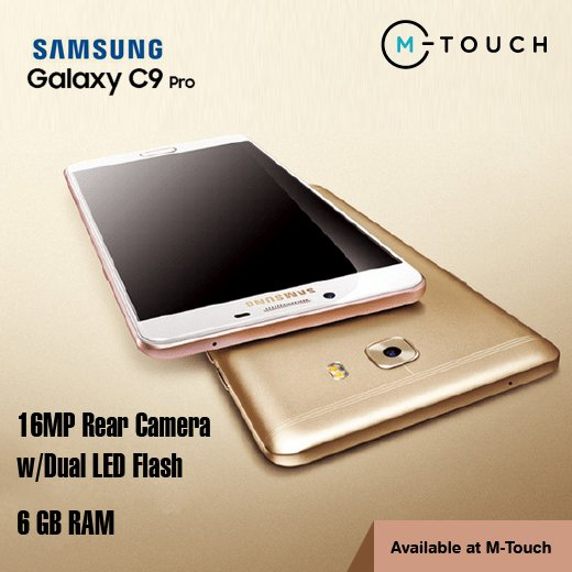 Buy the latest #Samsung #Galaxy #C9Pro with 16MP rear camera with dual LED flash + 6GB RAM can leave you stunning -  http:// bit.ly/2cLH7Ai  &nbsp;  <br>http://pic.twitter.com/ghmLYVTRgy