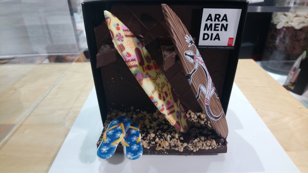 Best #chocolate route #superfood @CasaAramendia #gastronomy #tourism #SanSebastian #surfingbasquecoast #sweetgift #basquecountry #food<br>http://pic.twitter.com/mO6R85XFJ8