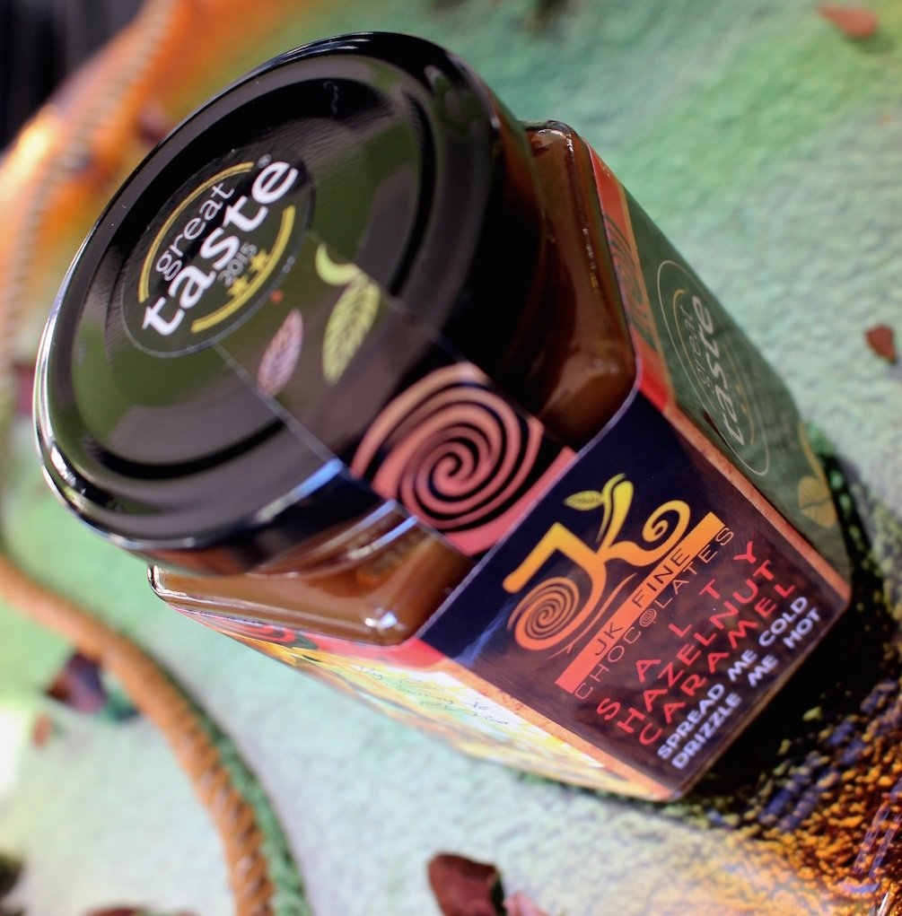 #Win #JKFineChocolates #Salted #Caramel #spread! &lt;3 #RT this post &amp; #tag a friend who you would #share with! #Portsmouth #southsea #FAF #FF<br>http://pic.twitter.com/uMzfuDGMcc
