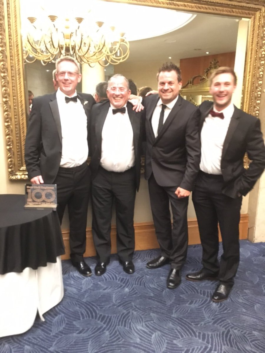 Great night for @Laing_ORourke and @TheAMRC winning the Technology trailblazer award at the New Civil Engineer awards! #innovation #winners<br>http://pic.twitter.com/HzCQgHbWCw