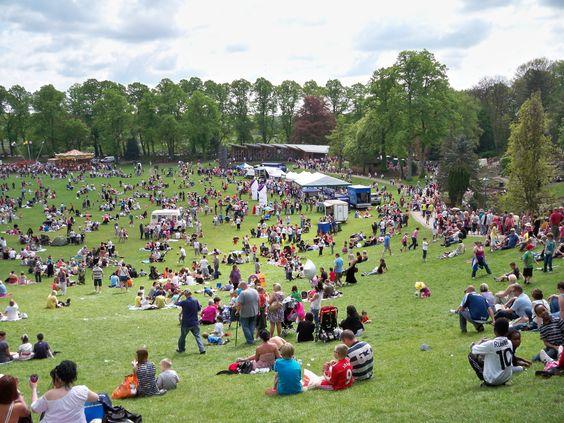 Lovely Views from Avenham Park :) #Preston #Lancashire #NorthWest #Pre...