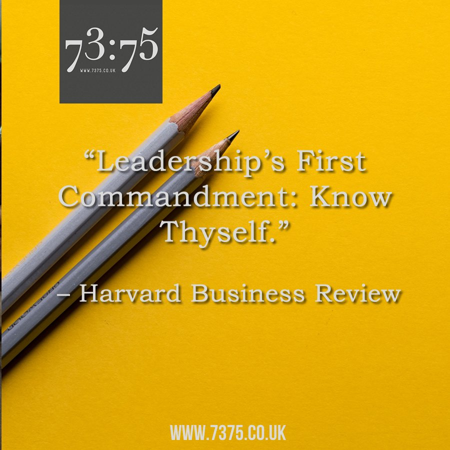 """Leadership's First Commandment: Know Thyself."" – Harvard Business Review #Leadership #Emotional  #Intelligence <br>http://pic.twitter.com/L5wBtiZa2D"